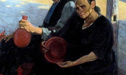 """La espera"" (1919), de Lorenzo Aguirre"