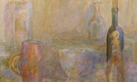 """""""Naturaleza muerta"""" (1959), de Adrian Stokes"""