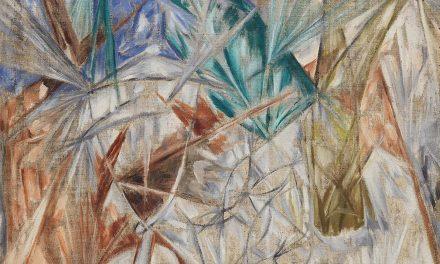 """""""Vaso"""" (1912), de Mijaíl Lariónov"""