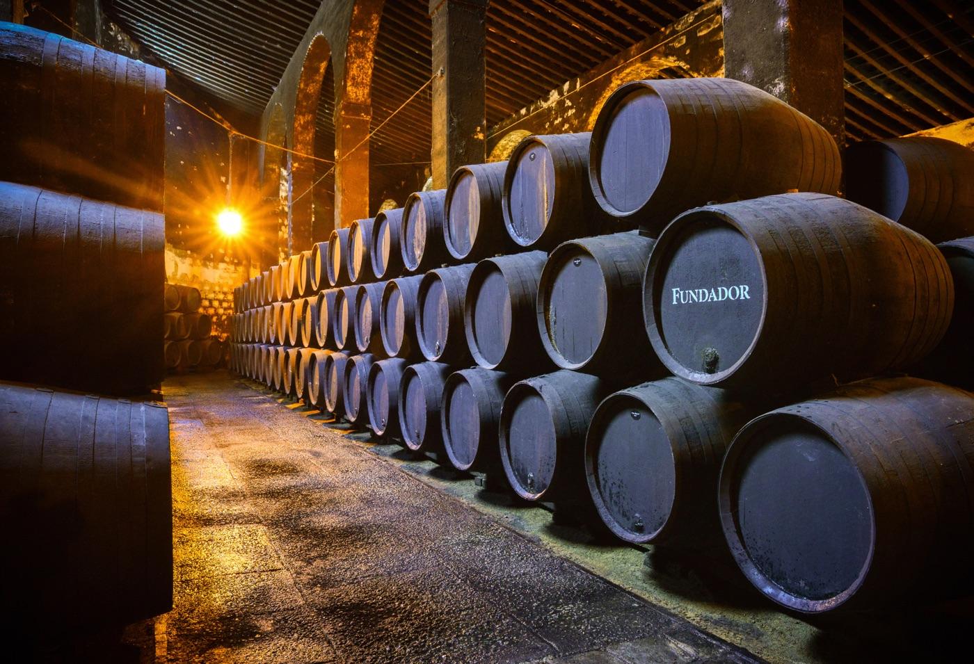Bodega El Molino_las más antigua del marco de Jerez