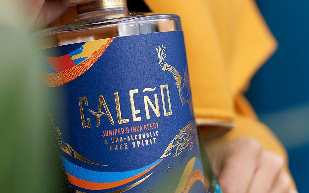 Caleño, un espirituoso sin alcohol inspirado en Colombia