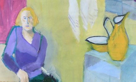 """Autorretrato"" (1971), de Leena Luostarinen"
