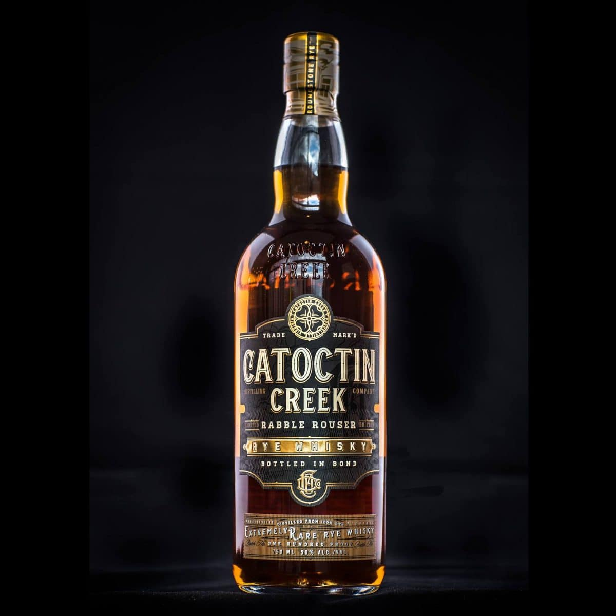 Catoctin Creek también lanzará su Rabble Rouser Rye Whiskey