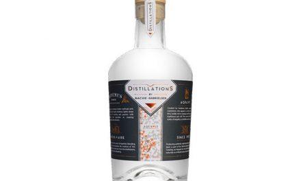 Bache-Gabrielsen lanza el primer aquavit hecho en Cognac
