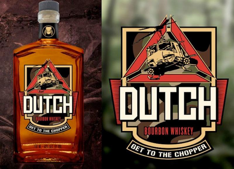 Un nuevo bourbon rinde homenaje a la película Predator, Dutch Bourbon Whiskey