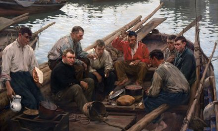"""""""El pan nuestro de cada día"""" (1915), de Ventura Álvarez Sala"""