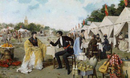 """""""En la feria"""" (1886), de Rafael Arroyo Fernández"""