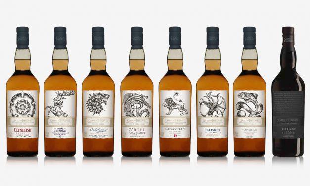 Los whiskies de Juego de Tronos ya están disponibles en Amazon