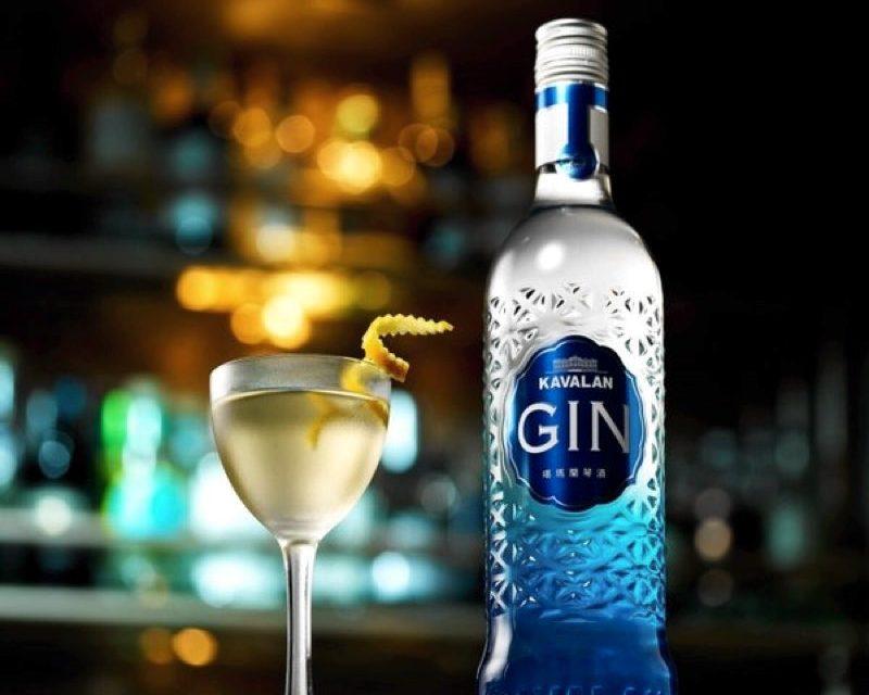Kavalan pasa a la ginebra con Gin Kavalan
