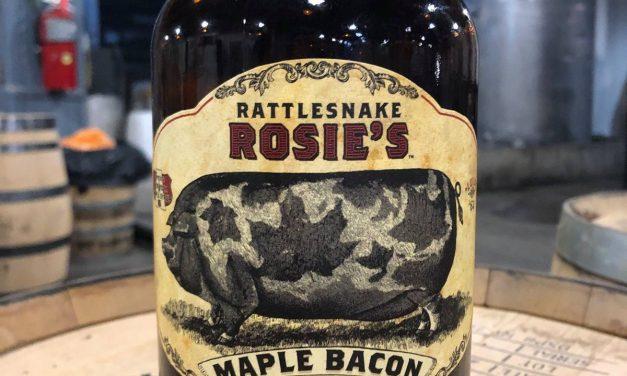 Iron Smoke lanza Maple Bacon Whiskey