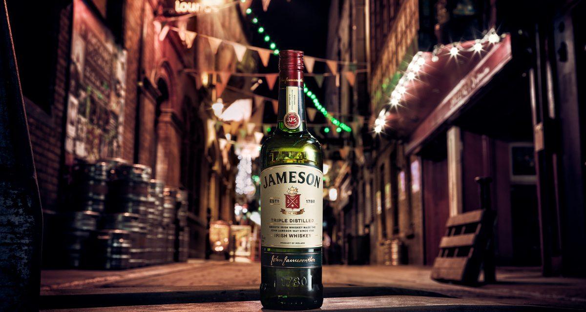 El whisky irlandés Jameson presenta su nuevo diseño de botella