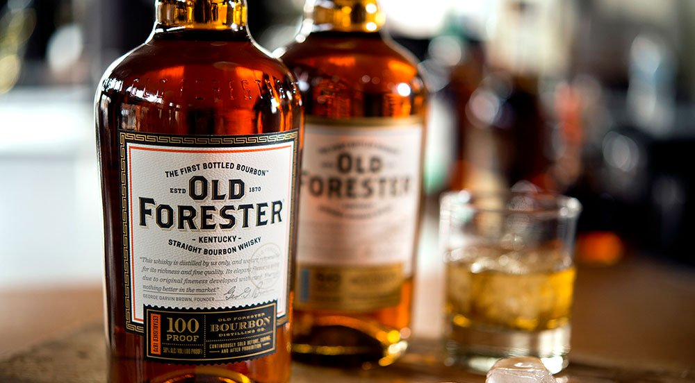 Old Forester lanza Kentucky Straight Rye Whisky