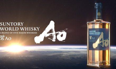 Suntory World Whisky Ao, nuevo blend listo para su lanzamiento