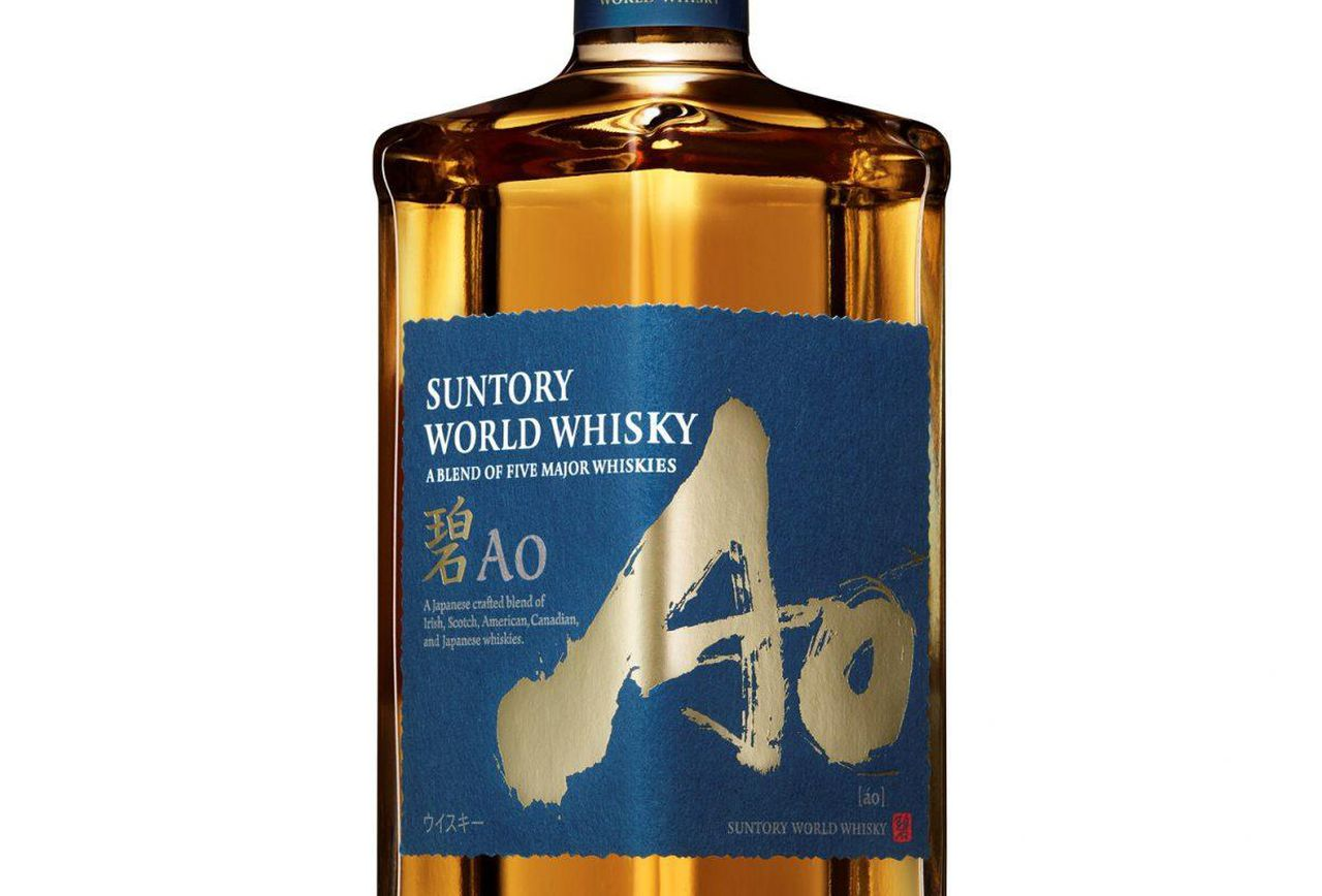 Suntory World Whisky Ao