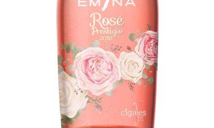 Bodegas Emina presenta 'Rosé', su nuevo rosado