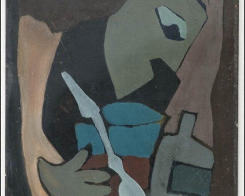 """""""Yöpala"""" (1935), de Nikolai Lehto"""