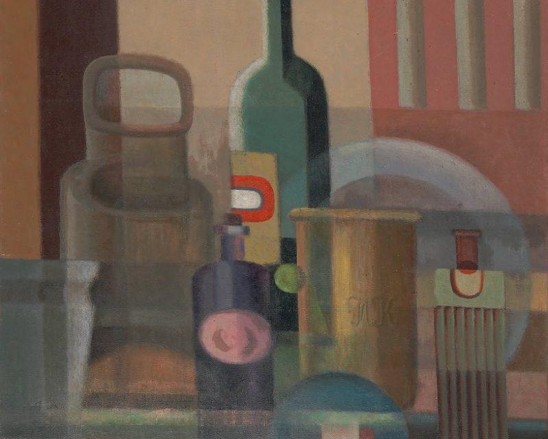 """Sin título"" (1925), de Iván Kliun"
