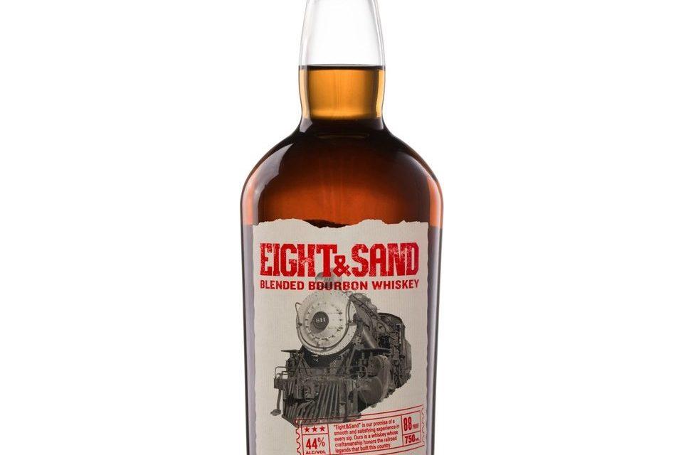 MGP presenta Eight y Sand Blended Bourbon Whiskey