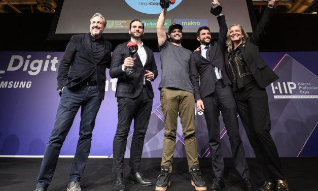 Mario Sandoval, entre los ganadores de los premios The Best Digital Restaurants 2019