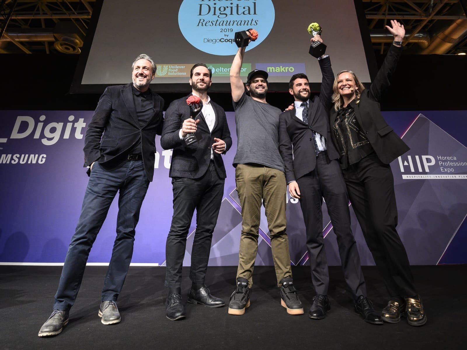 Mario Sandoval The Best Digital Chef 2019