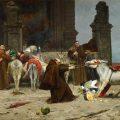 Regreso al convento (1868), de Eduardo Zamacois y Zabala