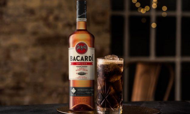 Bacardi satisface la demanda de ron aromatizado con Bacardi Spiced