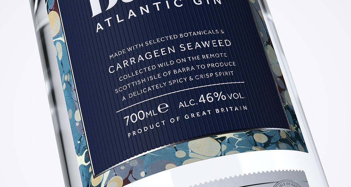 Isle of Barra Distillers lanza Barra Atlantic Gin