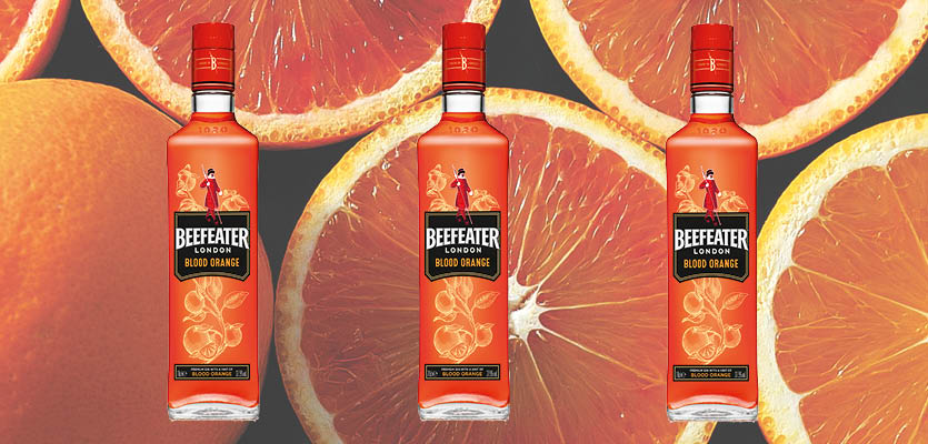 Pernod Ricard lanza su nueva ginebra 'Beefeater Blood Orange'