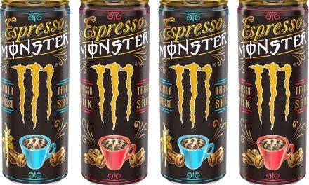 Coca-Cola European Partners lanza la línea Espresso Monster