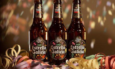 'Estrella Galicia' disfraza millones de botellas para el Carnaval 2019