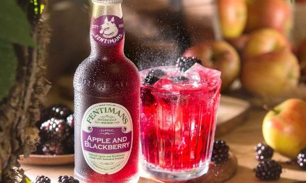 Fentimans añade Apple & Blackberry a su gama de mixers