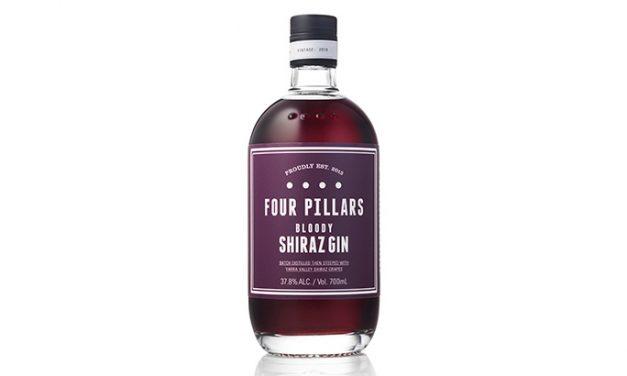 Four Pillars estrena nueva cosecha del híbrido gin-Shiraz