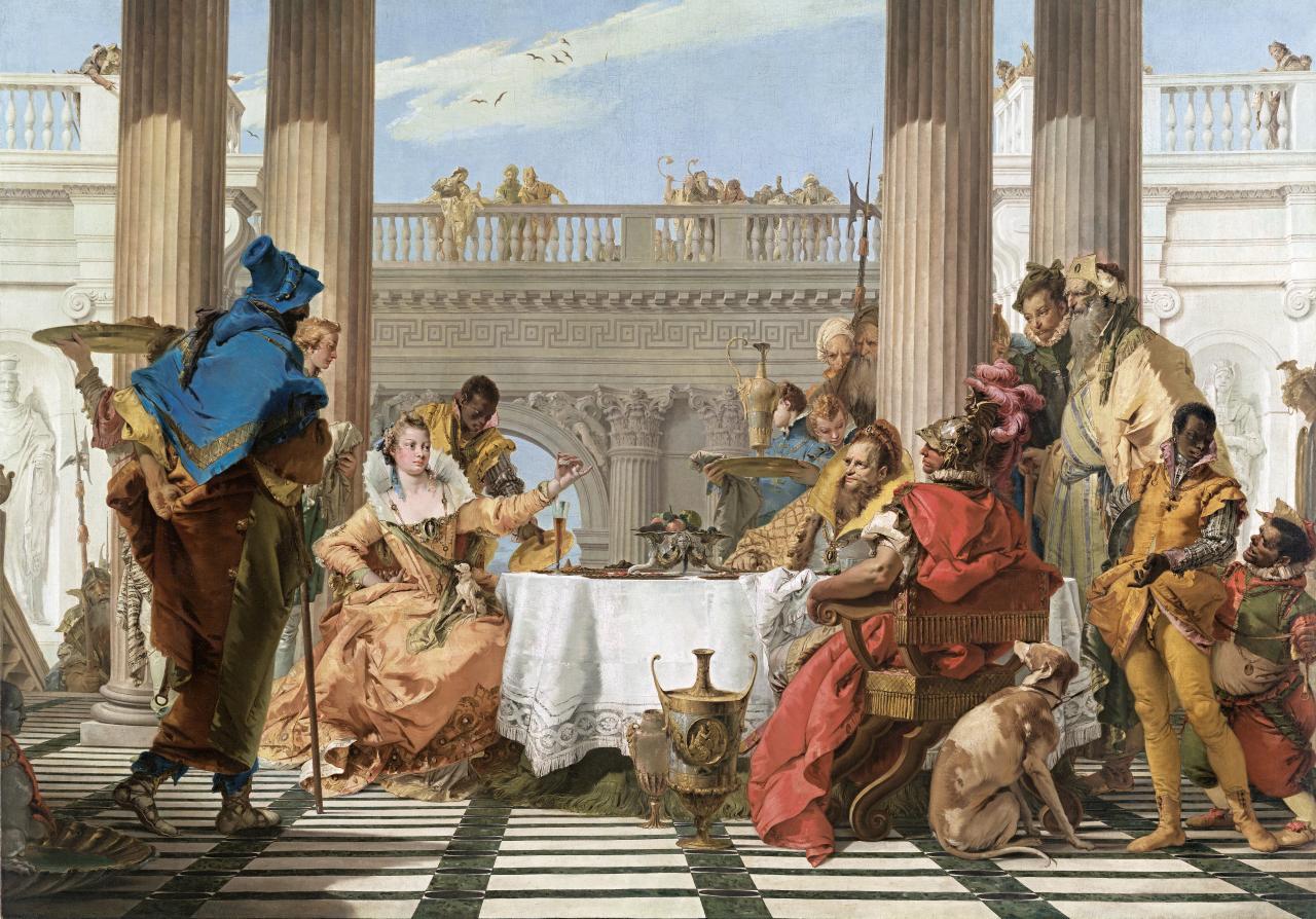 Giambattista Tiepolo wine