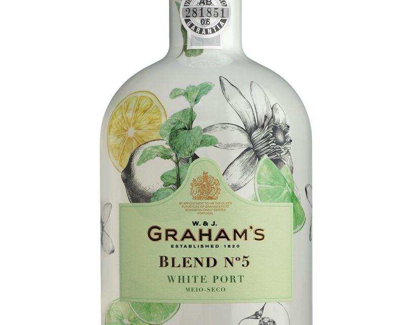 Graham's lanza su primer Port blanco premium