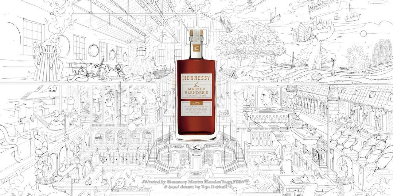 Hennessy lanza Master Blender's Selection N°2