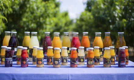 Zumo Mediterráneo Ecológico Delizum, con las mejores frutas ecológicas