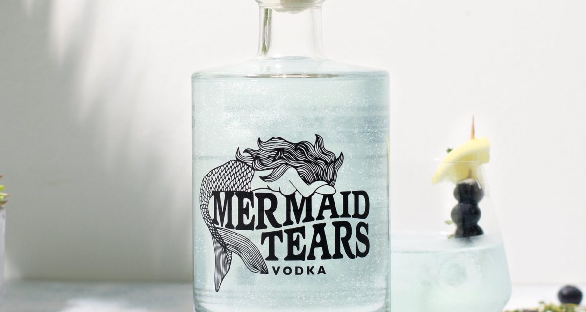 Firebox lanza Mermaid Tears Vodka