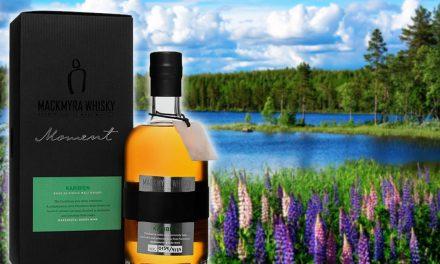 Plantation y Mackmyra crean un whisky de malta simple envejecido en barriles de ron, Mackmyra's Moment Karibien
