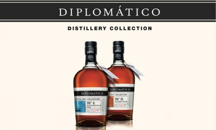 Diplomático lanza Distillery Collection con dos nuevos rones