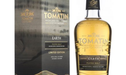 Tomatin añade Tomatin Earth a la gama Five Virtues