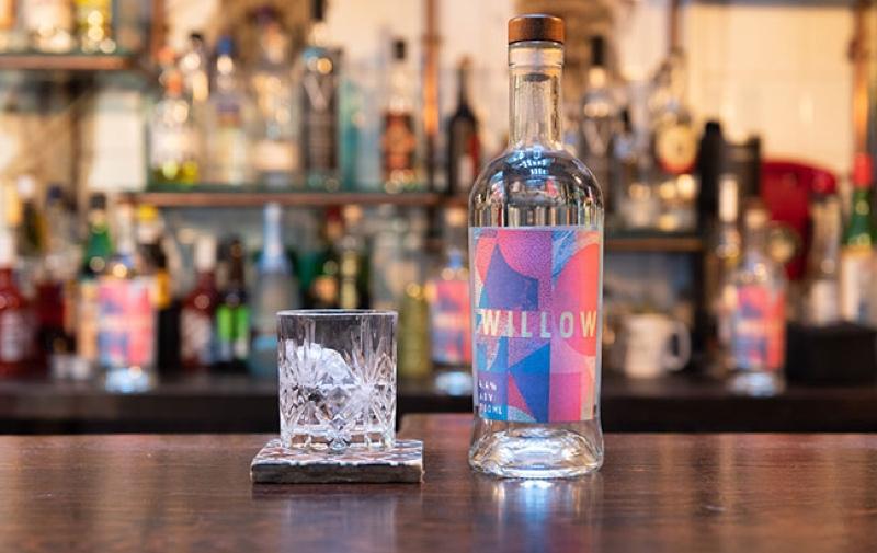 William Borrell lanza la bebida de bajo contenido alcohólico Willow