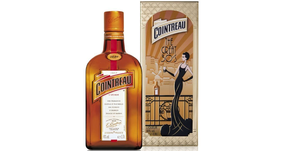 Cointreau revive la década de 1930 con una edición limitada