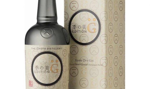 Ki No Bi Edition G, 'primera' ginebra de champán en barril