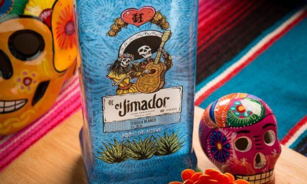 Tequila El Jimador presenta la botella del Día de los Muertos