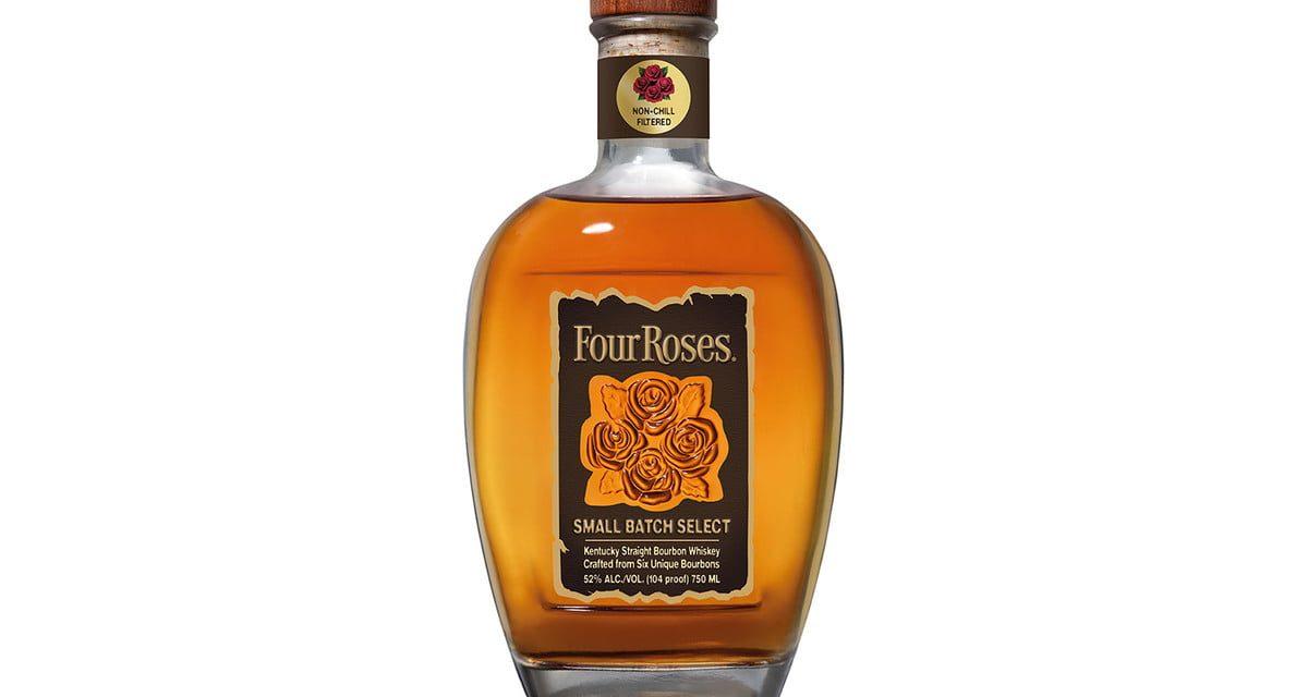 Four Roses presenta el primer Bourbon permanente en más de 12 años, Small Batch Select