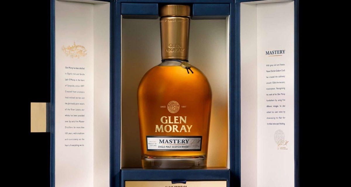 Glen Moray celebra 120 años con una mezcla de cinco diferentes cosechas