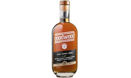 Goodwood se traslada a las bebidas espirituosas con Goodwood Stout Bourbon