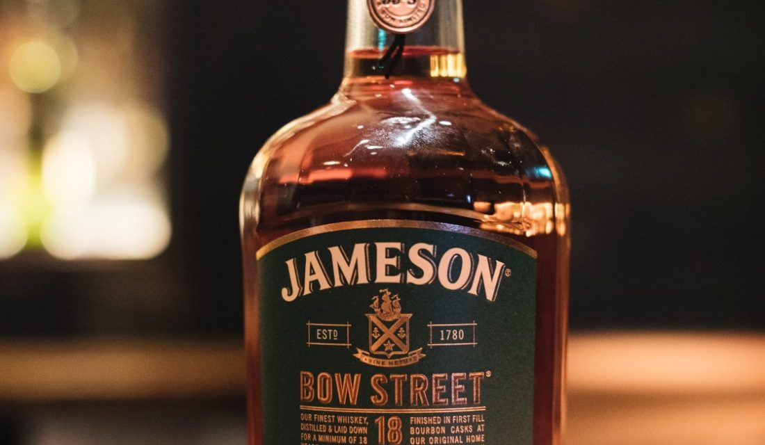 Jameson lanza Bow Street 18 Years Old Cask Strength