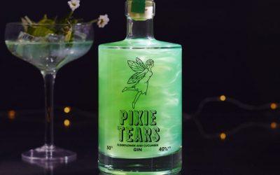 Firebox presenta Pixie Tears Gin