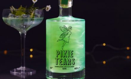 Firebox presenta Pixie Tears Gin